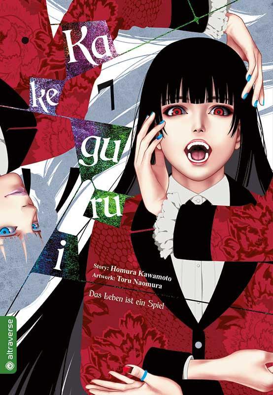 Cover-Bild Kakegurui - Das Leben ist ein Spiel 07