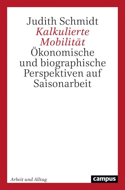 Cover-Bild Kalkulierte Mobilität