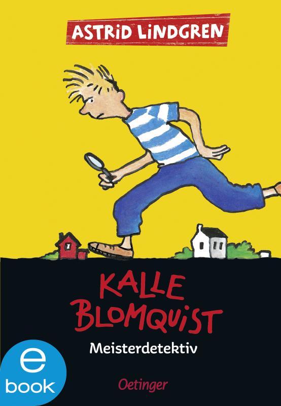 Cover-Bild Kalle Blomquist