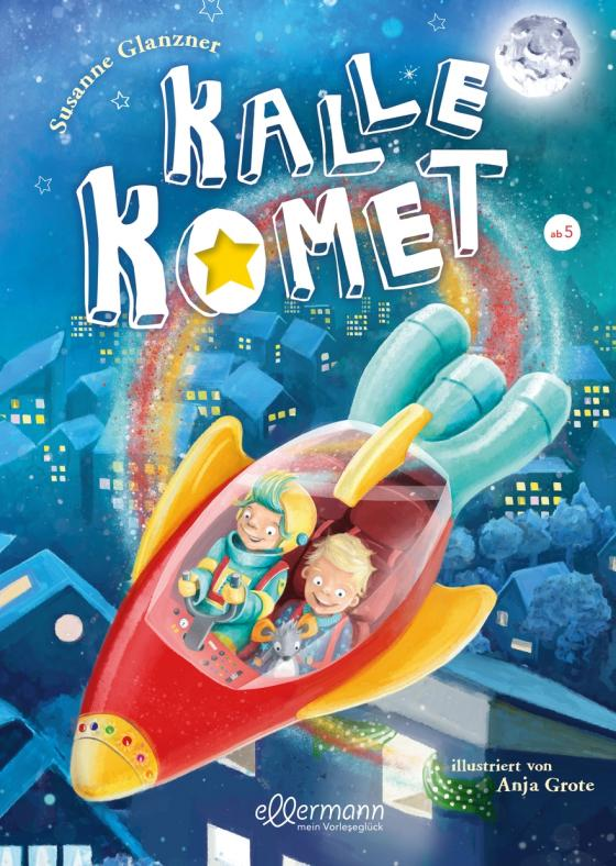 Cover-Bild Kalle Komet 1