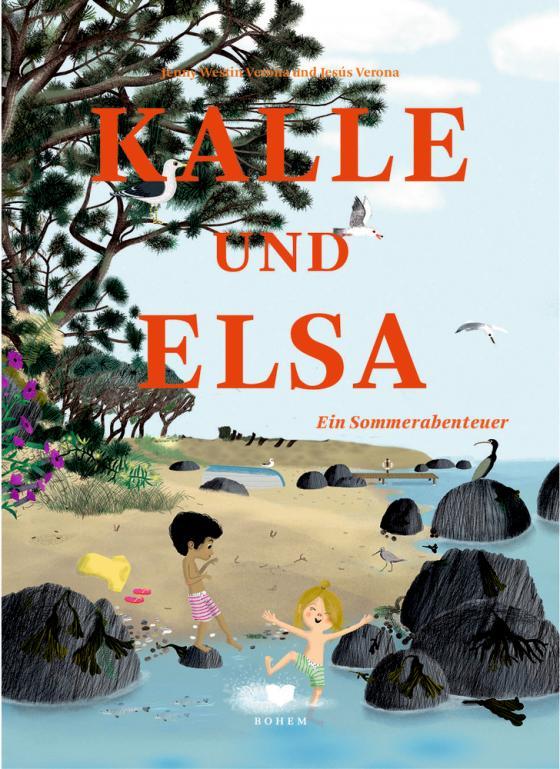 Cover-Bild Kalle und Elsa