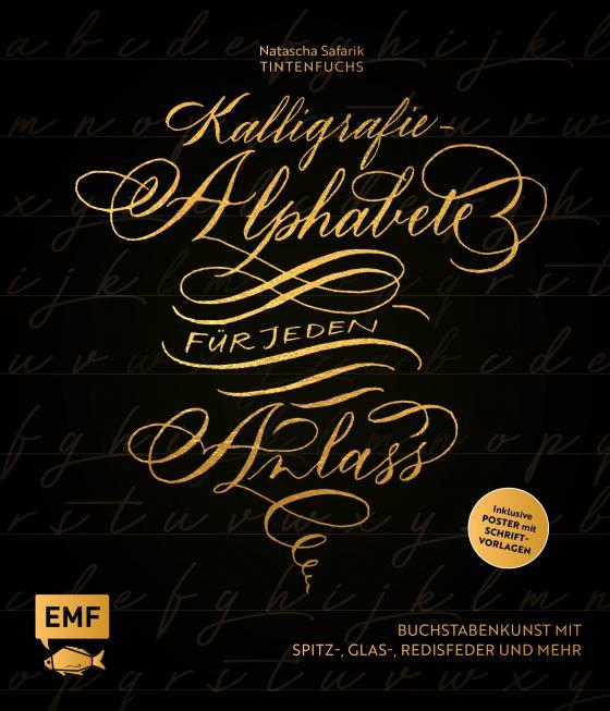 Cover-Bild Kalligrafie – Alphabete für jeden Anlass