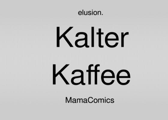 Cover-Bild Kalter Kaffee
