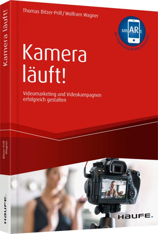 Cover-Bild Kamera läuft! - inkl. Augmented-Reality-App