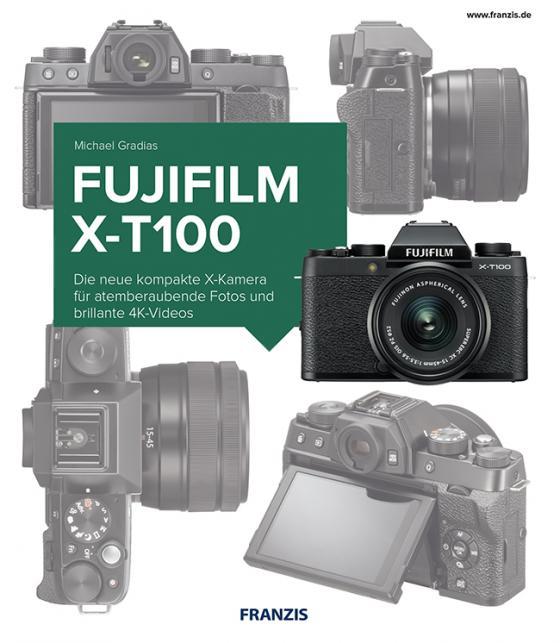 Cover-Bild Kamerabuch Fujifilm X-T100