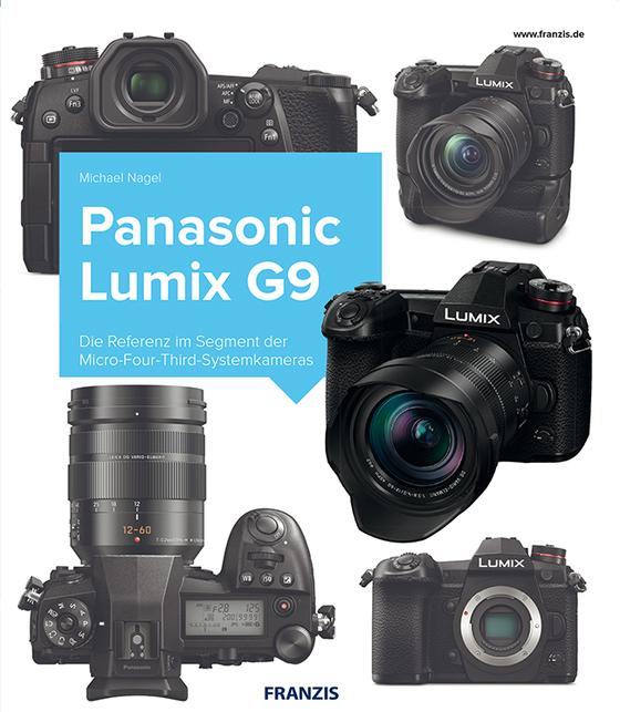 Cover-Bild Kamerabuch Panasonic LUMIX G9