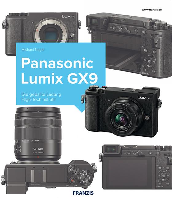 Cover-Bild Kamerabuch Panasonic LUMIX GX9