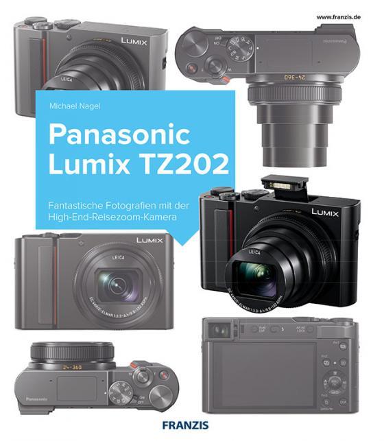 Cover-Bild Kamerabuch Panasonic LUMIX TZ202