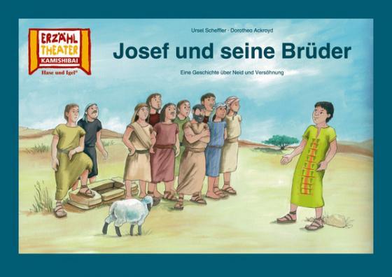 Cover-Bild Kamishibai: Josef und seine Brüder