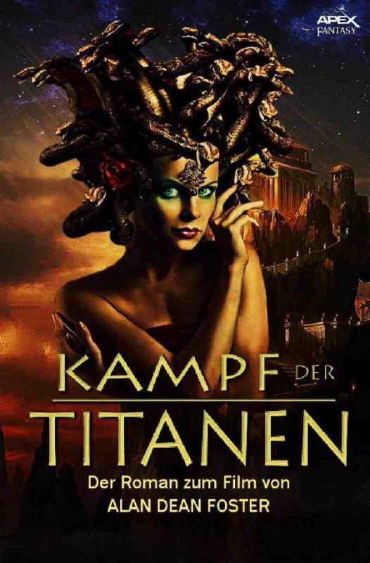 Cover-Bild KAMPF DER TITANEN