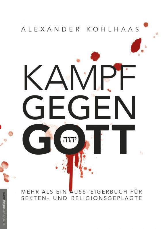 Cover-Bild Kampf gegen Gott