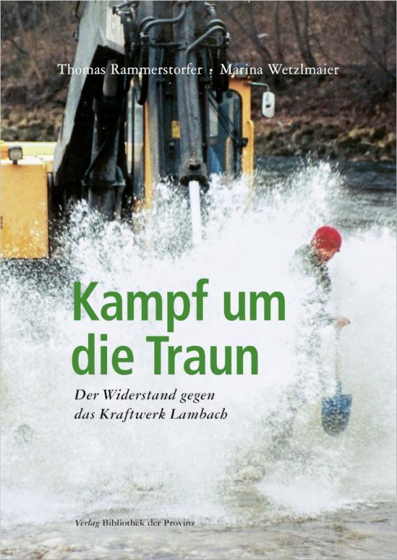 Cover-Bild Kampf um die Traun
