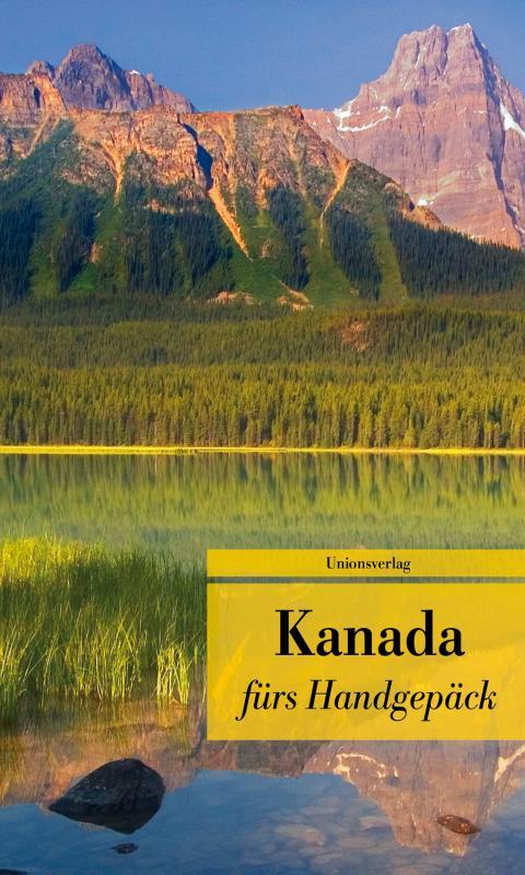 Cover-Bild Kanada fürs Handgepäck