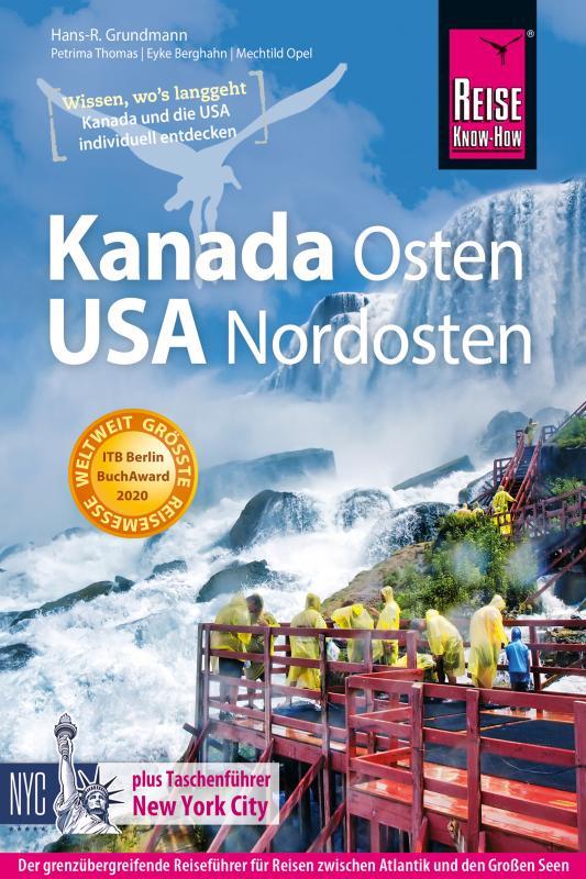 Cover-Bild Kanada Osten / USA Nordosten