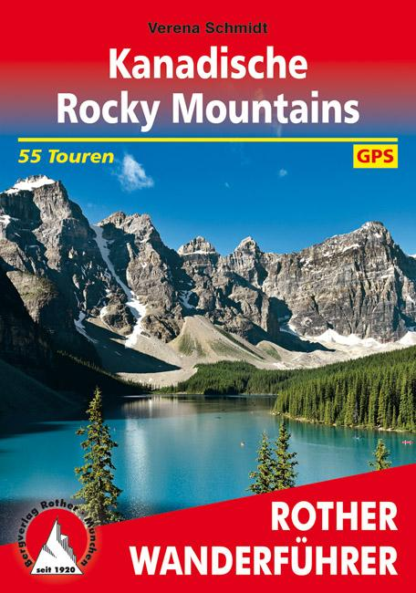 Cover-Bild Kanadische Rocky Mountains