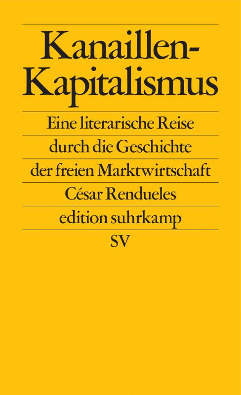 Cover-Bild Kanaillen-Kapitalismus