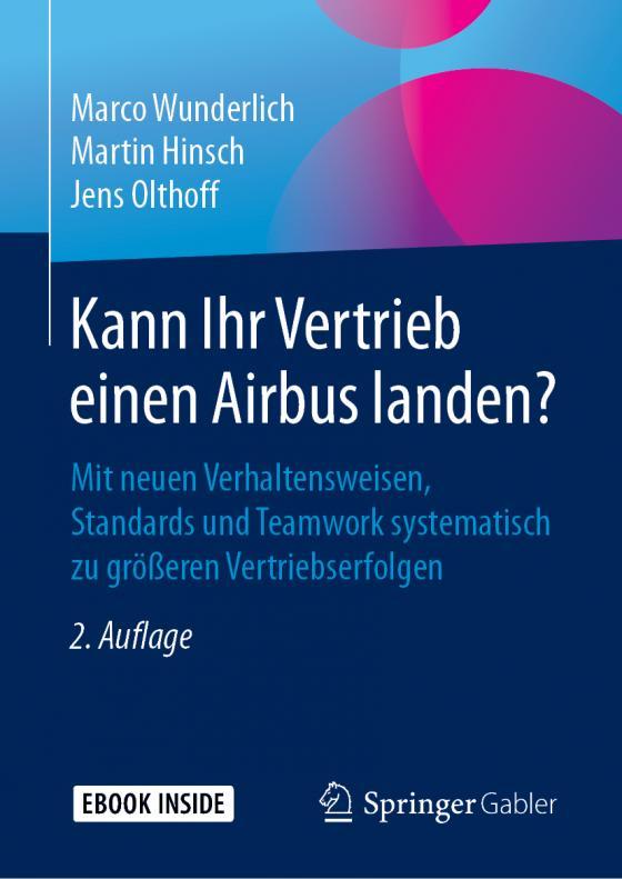 Cover-Bild Kann Ihr Vertrieb einen Airbus landen?