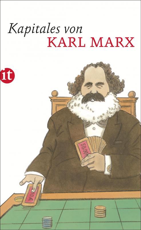 Cover-Bild Kapitales von Karl Marx