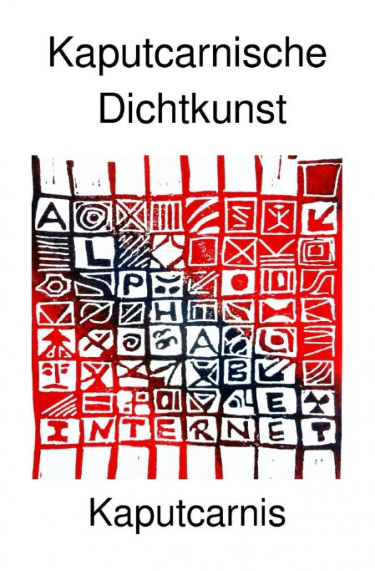 Cover-Bild Kaputcarnische Dichtkunst