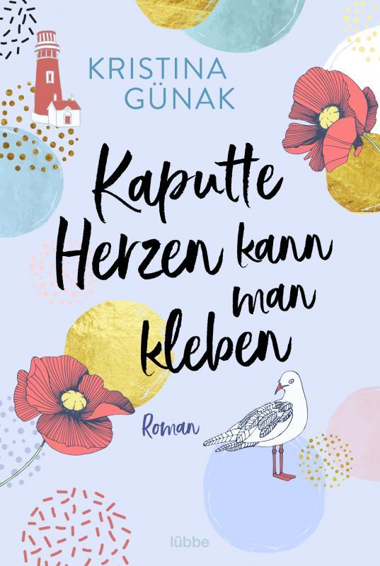 Cover-Bild Kaputte Herzen kann man kleben