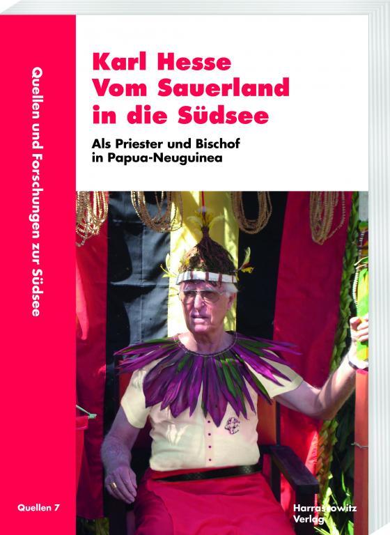 Cover-Bild Karl Hesse. Vom Sauerland in die Südsee