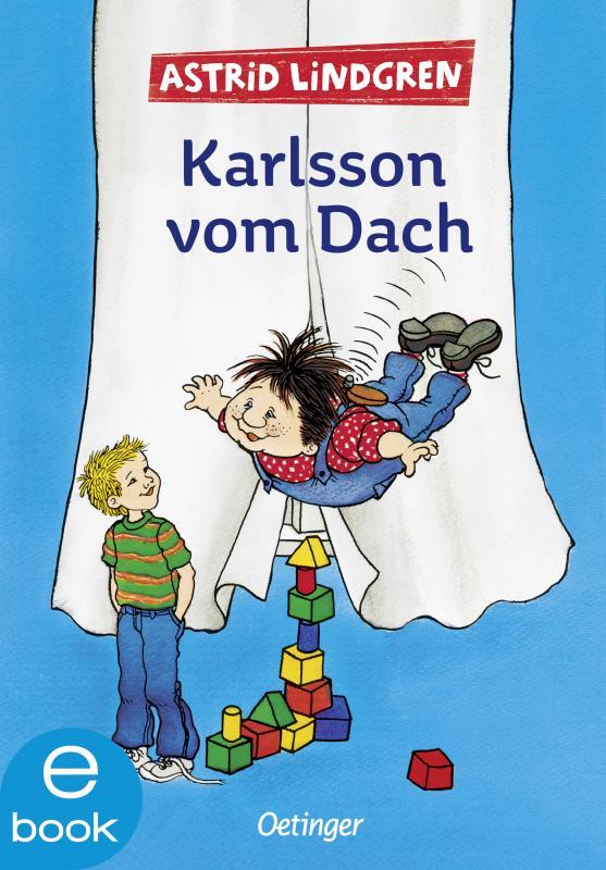 Cover-Bild Karlsson vom Dach