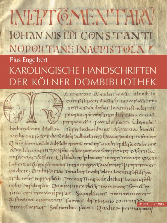 Cover-Bild Karolingische Handschriften der Kölner Dombibliothek