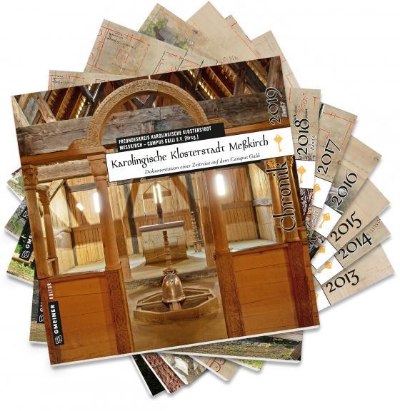 Cover-Bild Karolingische Klosterstadt Meßkirch - Chronik 2013-2019