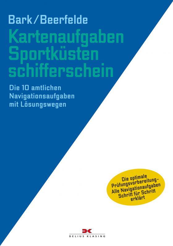 Cover-Bild Kartenaufgaben Sportküstenschifferschein