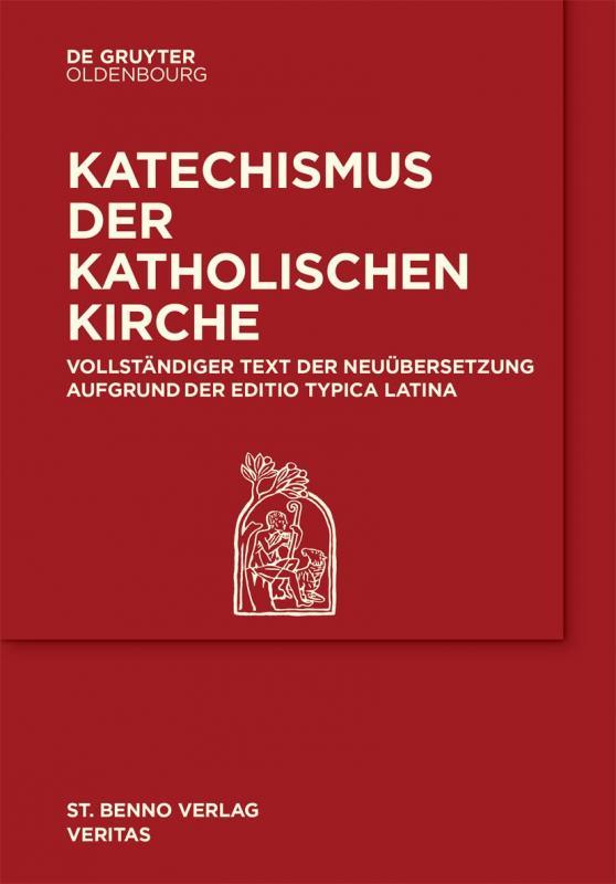 Cover-Bild Katechismus der Katholischen Kirche