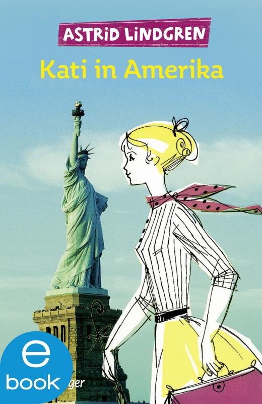 Cover-Bild Kati in Amerika
