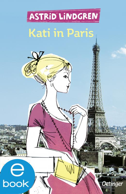 Cover-Bild Kati in Paris