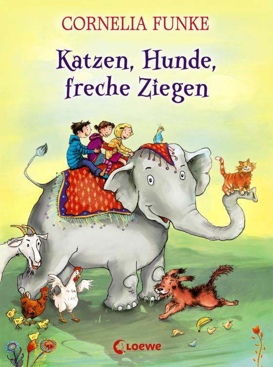Cover-Bild Katzen, Hunde, freche Ziegen