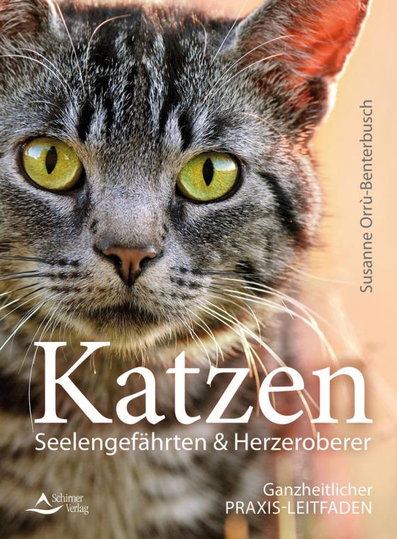 Cover-Bild Katzen – Seelengefährten & Herzeroberer
