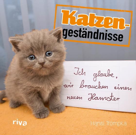 Cover-Bild Katzengeständnisse