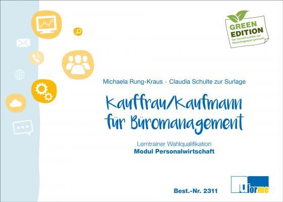 Cover-Bild Kaufmann/-frau für Büromanagement