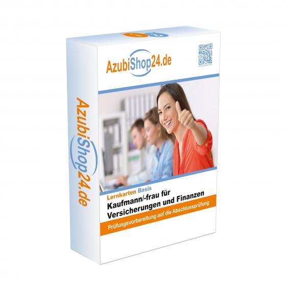 Cover-Bild Kaufmann /frau für Versicherung und Finanzen Prüfungsvorbereitung E-Book
