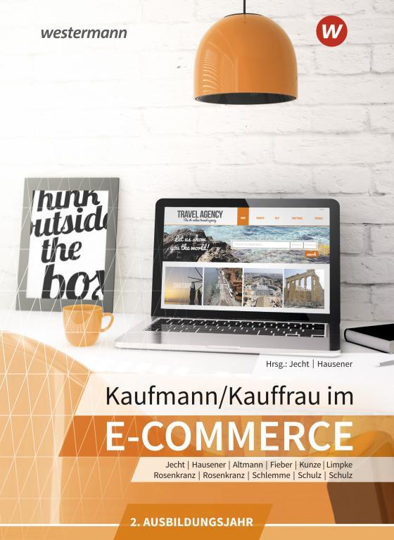 Cover-Bild Kaufmann/Kauffrau im E-Commerce