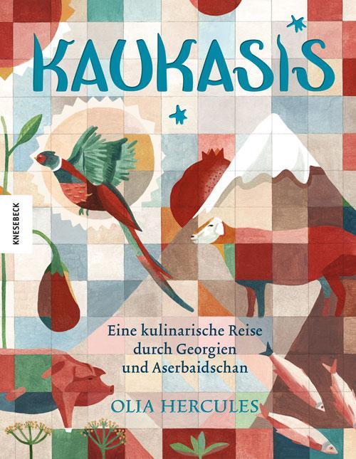 Cover-Bild Kaukasis