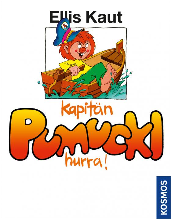 Cover-Bild Kaut, Kapitän Pumuckl, Hurra, Bd. 11