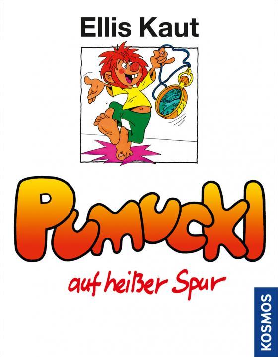 Cover-Bild Kaut, Pumuckl auf heißer Spur, Bd. 10