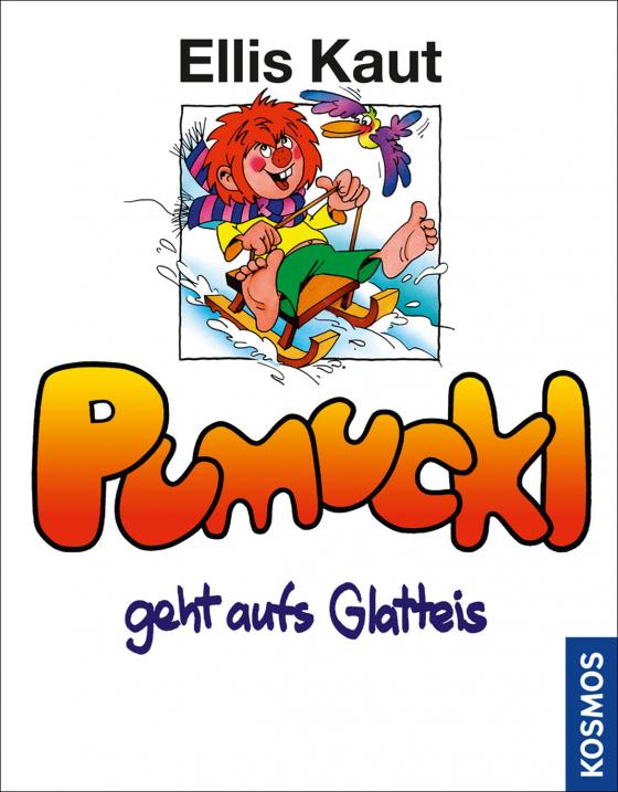 Cover-Bild Kaut, Pumuckl geht aufs Glatteis, Bd. 8