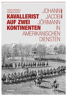 Cover-Bild Kavallerist auf zwei Kontinenten