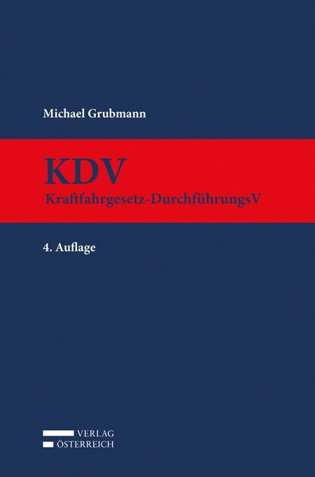 Cover-Bild KDV
