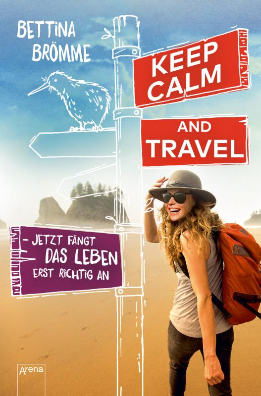 Cover-Bild Keep calm and travel