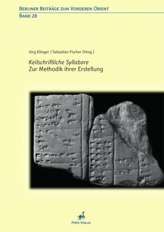 Cover-Bild Keilschriftliche Syllabare