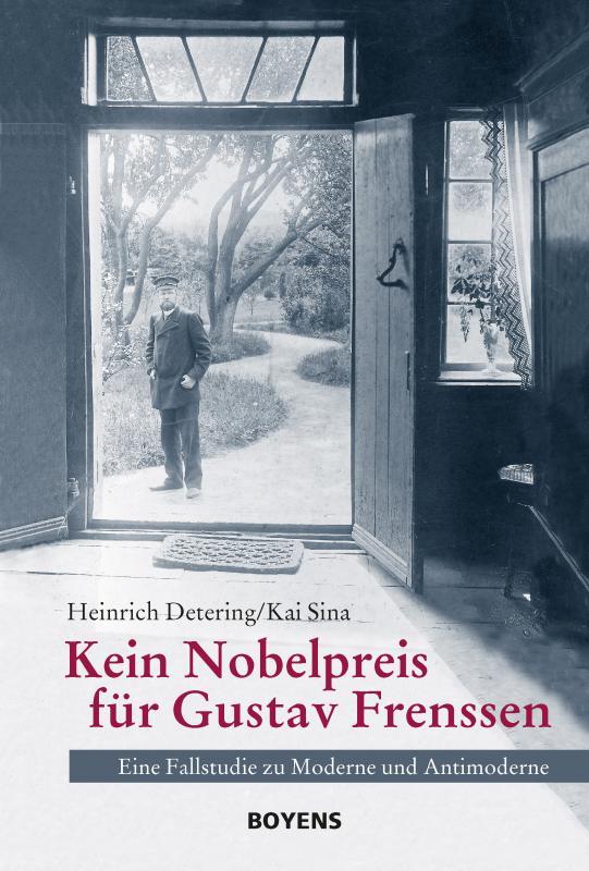 Cover-Bild Kein Nobelpreis für Gustav Frenssen