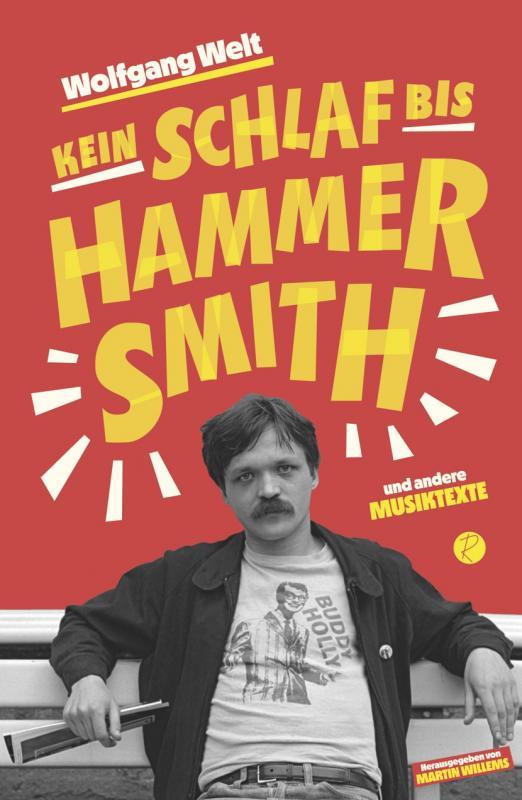 Cover-Bild Kein Schlaf bis Hammersmith