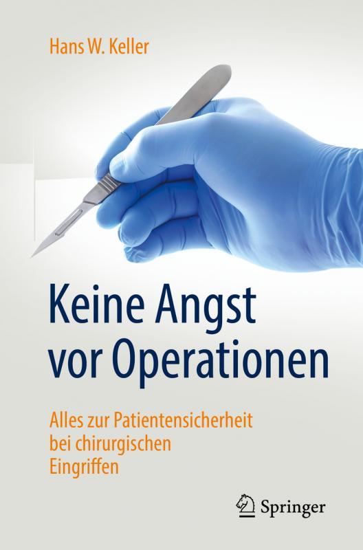 Cover-Bild Keine Angst vor Operationen
