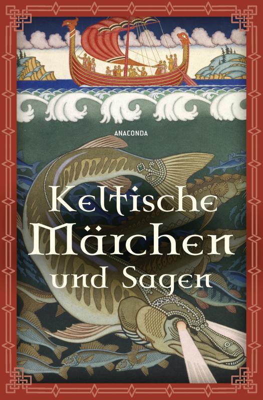 Cover-Bild Keltische Märchen und Sagen